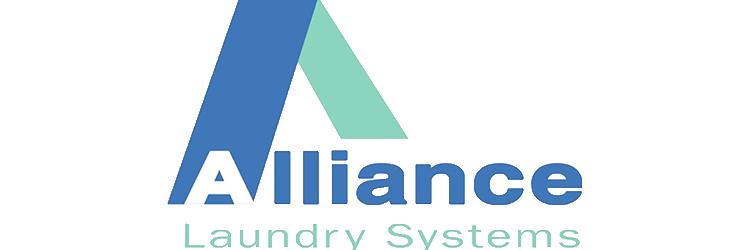 Логотип Alliance. Прачечное оборудование