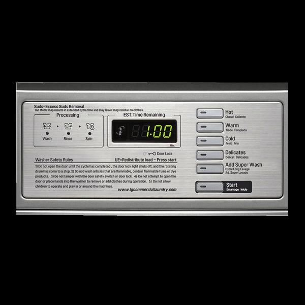 Управление LG WD-F069BD-3S